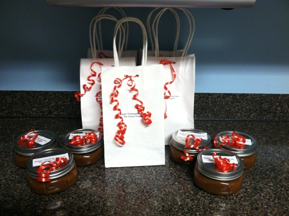 Just a few of our goodies, packaged and ready to go!